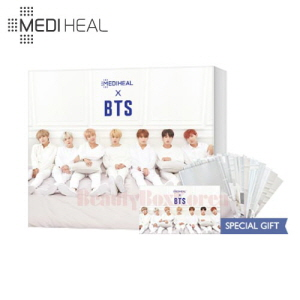 MEDIHEAL Moisture Barrier Care Special Set 3items [BTS Edition]